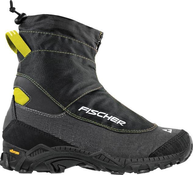 ботинки Фишер